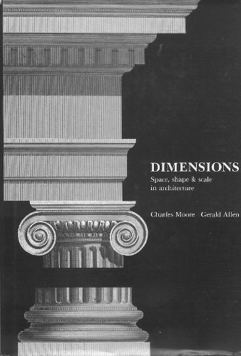 9780070023369: Dimensions: Space, Shape & Scale in Architecture
