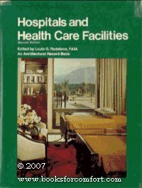 9780070023383: Hospital Health Care Facilities ('Architectural record' books)