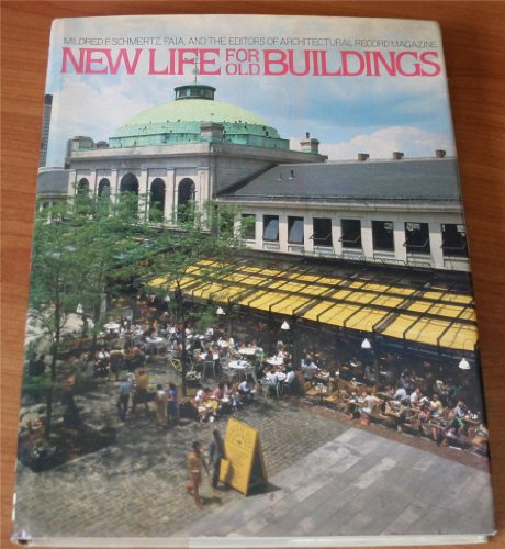 9780070023642: New Life for Old Buildings