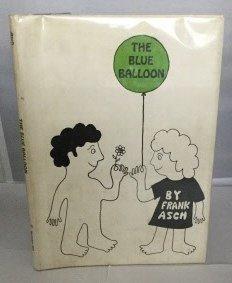 9780070023826: The blue balloon