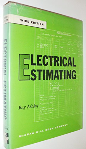 9780070024038: Electrical Estimating