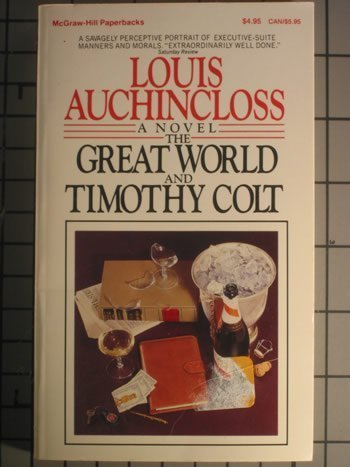 9780070024458: The Great World and Timothy Colt