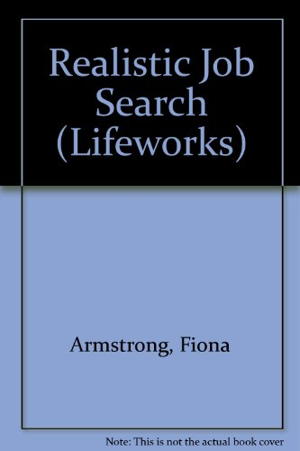 9780070025189: A Realistic Job Search (Lifeworks)