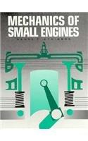 9780070025370: Mechanics of Small Engines