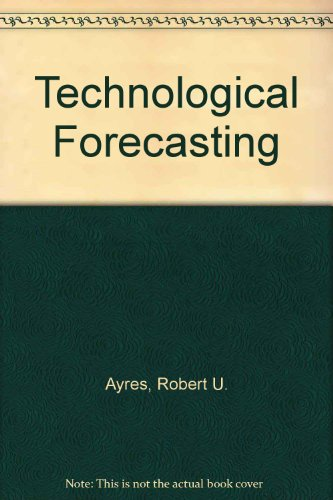 9780070026636: Technological Forecasting