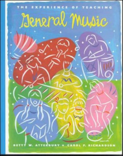 9780070028593: The Experience of Teaching General Music