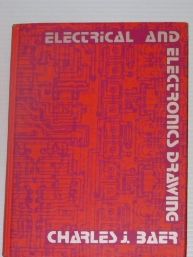 9780070030084: Electrical and electronics drawing