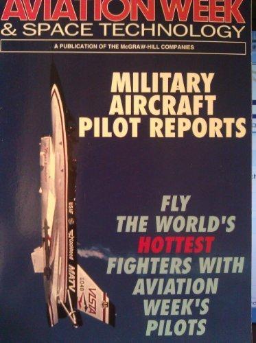 9780070030893: Military Aircraft Pilot Reports