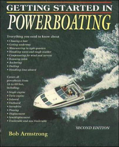 9780070030954: Getting Started in Powerboating