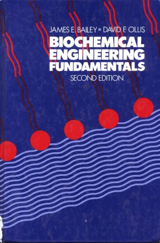 9780070032125: Biochemical Engineering Fundamentals (McGraw-Hill Chemical Engineering Series)