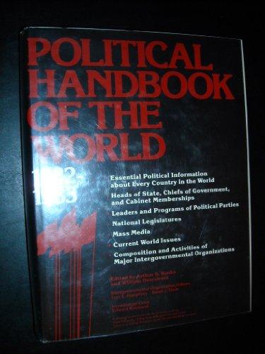 9780070036314: Political Handbook of the World