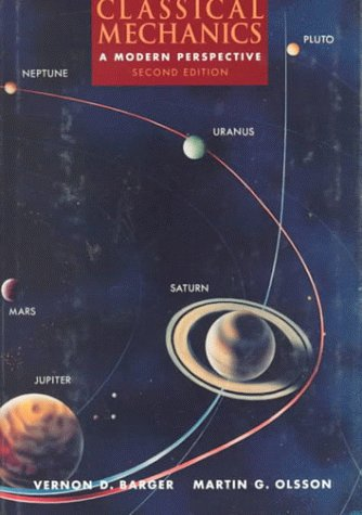 9780070037342: Classical Mechanics: A Modern Perspective, 2nd Edition