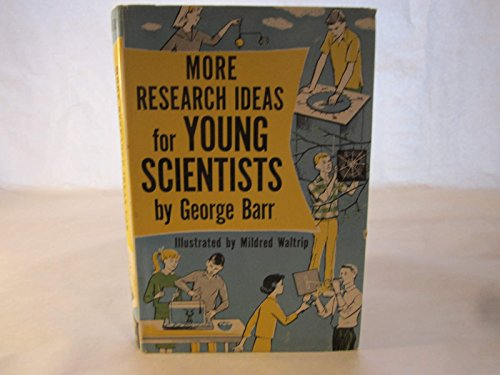 9780070038004: More Research Ideas for Young Scientists