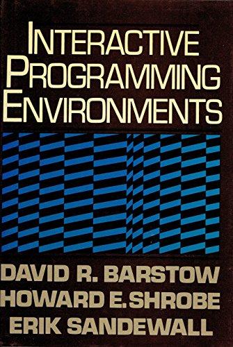 9780070038851: Interactive Programming Environments