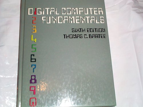 DIGITAL COMPUTER FUNDAMENTALS. Sixth Edition.