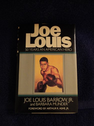 9780070039551: Joe Louis: 50 Years an American Hero