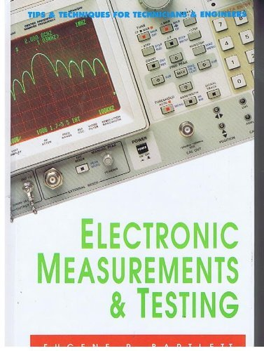 9780070039612: Electronic Measurement and Testing: Tips and Techniques for Technicians and Engineers