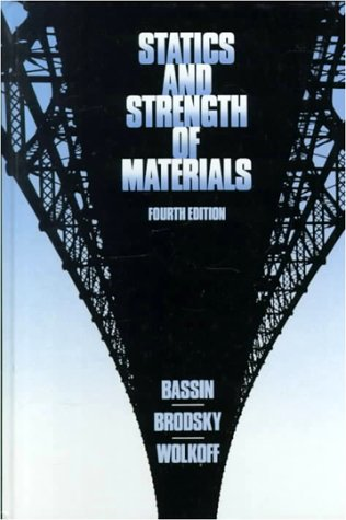 9780070040236: Statics and Strength of Materials