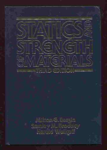 9780070040304: Statics and Strength of Materials
