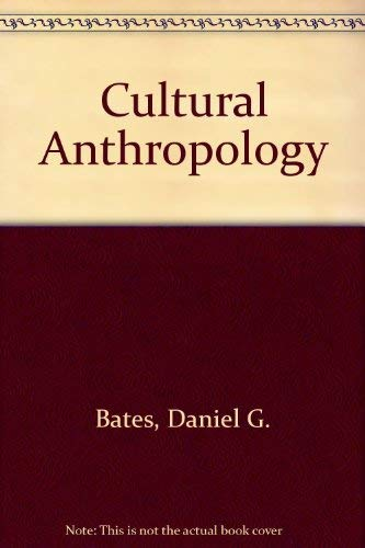 9780070040663: Cultural Anthropology
