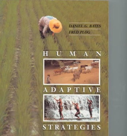 9780070040717: Human Adaptive Strategies
