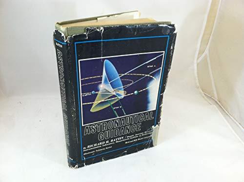 9780070040830: Astronautical Guidance
