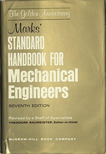9780070041226: Standard Handbook for Mechanical Engineers