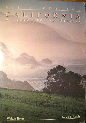 9780070042094: California: An Interpretive History