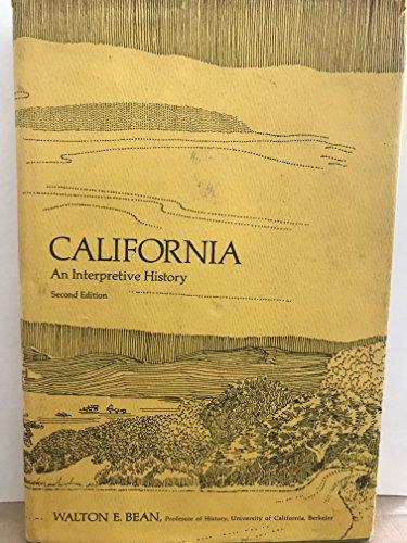 9780070042247: California: An Interpretive History