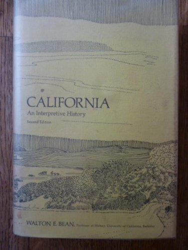 9780070042247: California: An Interpretive History
