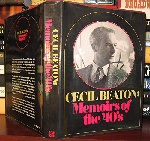 Cecil Beaton: Memoirs of the 40's: Beaton, Cecil