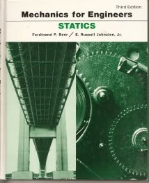 9780070042704: Mechanics for engineers: Statics and dynamics