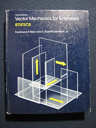 9780070042780: Vector mechanics for engineers