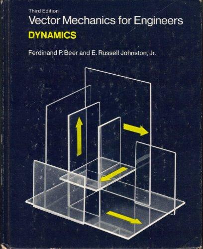 9780070042810: Vector Mechanics for Engineers