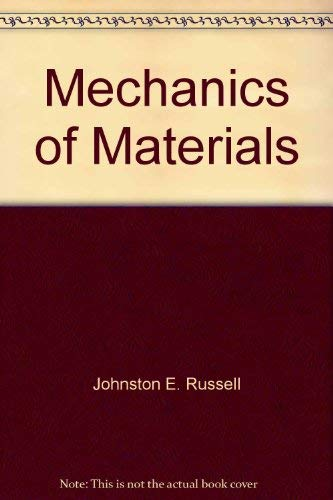 9780070042919: Solutions Manual to Accompany Mechanics of Materials