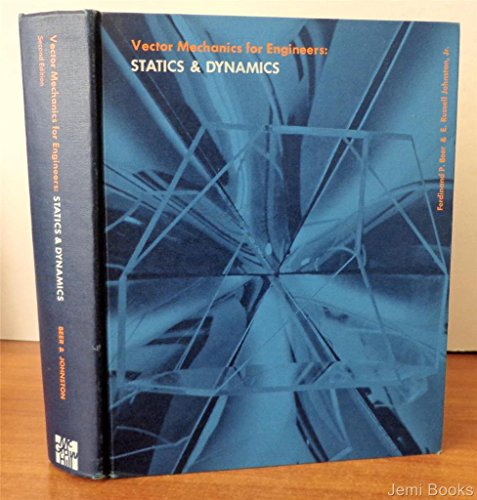 9780070042926: Vector Mechanics for Engineers: Statics and Dynamics