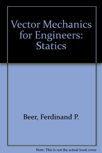 9780070042933: Vector Mechanics for Engineers: Statics