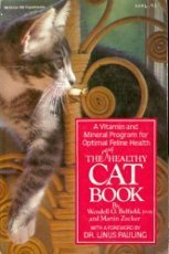 9780070043541: The Very Healthy Cat Book: A Vitamin and Mineral Program for Optimal Feline Cat