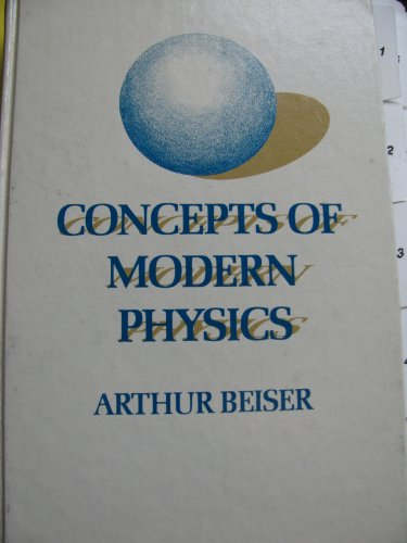 9780070043824: Concepts of Modern Physics