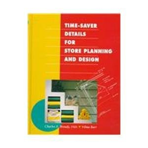 9780070043862: Time-Saver Details for Store Planning and Design