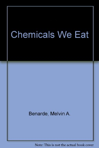9780070044227: Chemicals We Eat
