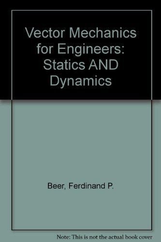 9780070044326: Vector Mechanics for Engineers: Statics