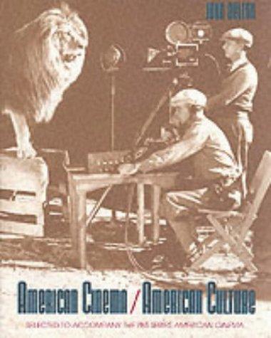 9780070044661: American Cinema/American Culture