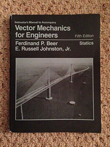9780070045088: Vector Mechanics for Engineers: Statics: Solutions Manual
