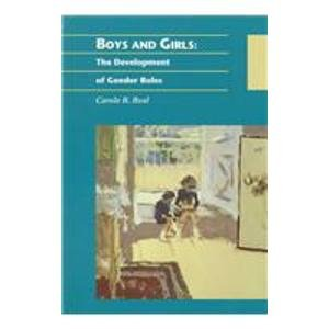 9780070045330: Boys and Girls: The Development of Gender Roles