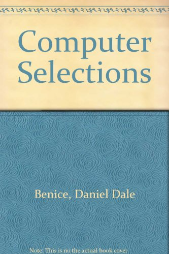 9780070045439: Computer Selections