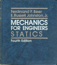 9780070045804: Mechanics for Engineers: Statics