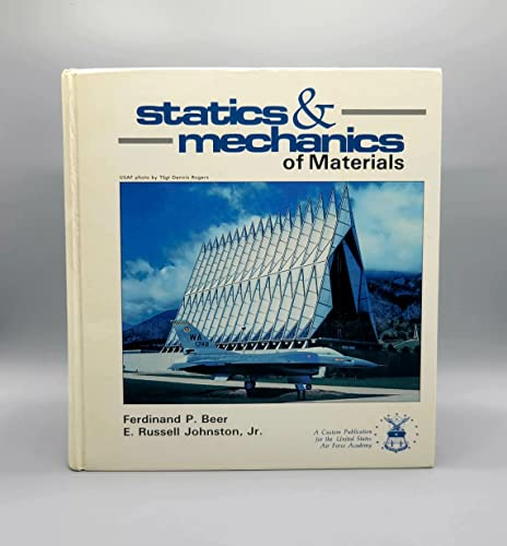 9780070045972: Statics and mechanics of materials