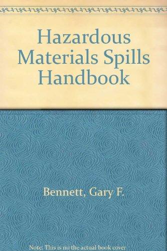 9780070046801: Hazardous Materials Spills Handbook