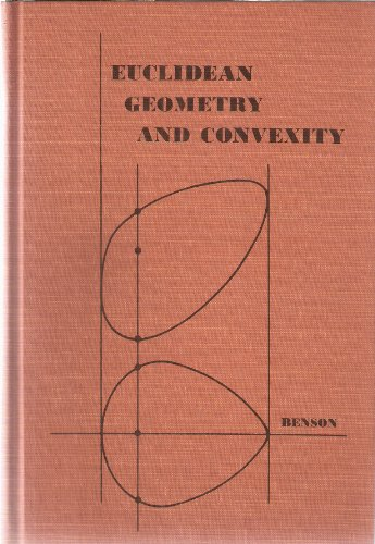 9780070047709: Euclidean Geometry and Convexity